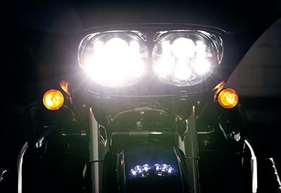 Motorcycle Mike ESQ
