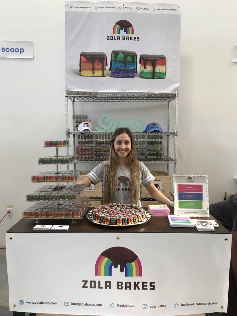 Zola Bakes NYC Dessert Fest